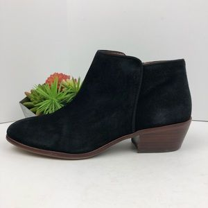Sam Edelman Petty Suede Booties | 8W